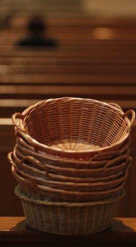 Basket Verticle